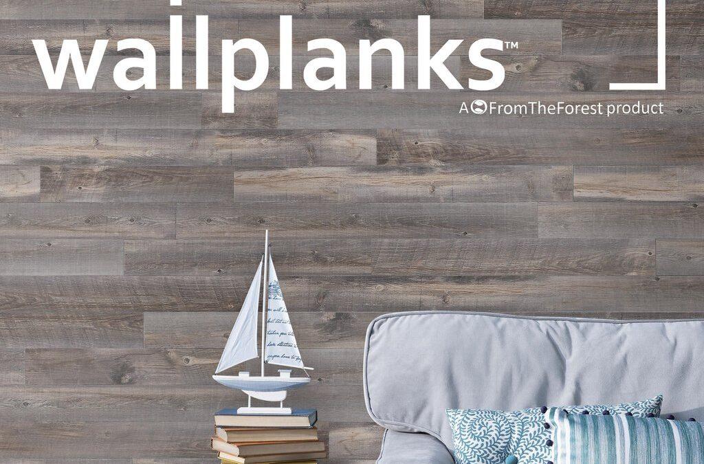 Trending Now: Wallplanks